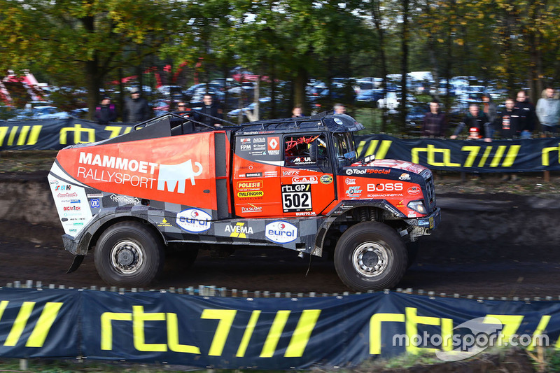 #502 Renault: Martin van den Brink