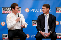 Scott Dixon, Chip Ganassi Racing, Bill Demchak, PNC Chairman, President and Chief Executive Officer