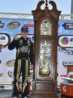 Yarış galibi John Hunter Nemechek, NEMCO Motorsports, Chevrolet Silverado