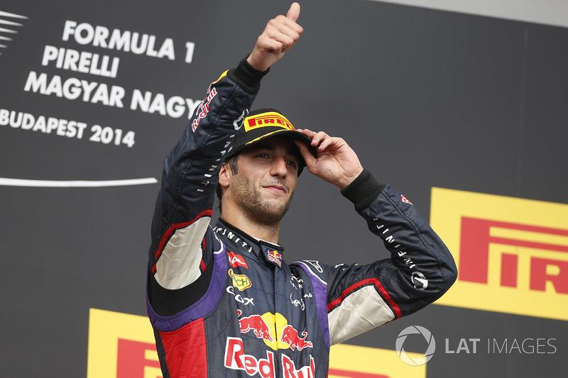2014, GP Hongarije: Weer een spectaculaire zege