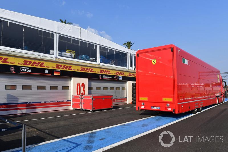 Casse Ferrari