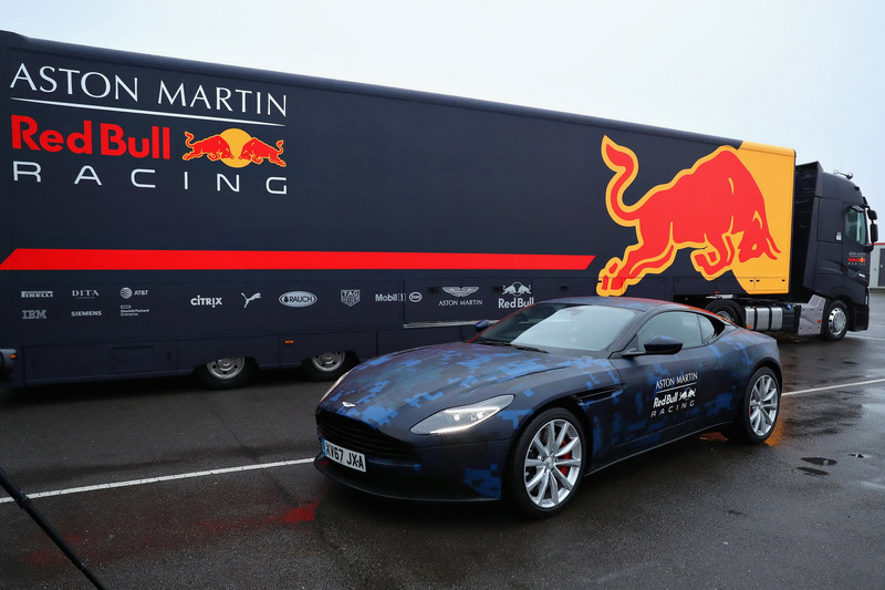 Red Bull Racing, Aston Martin DB11