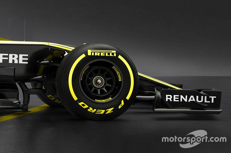 Renault F1 Team RS18