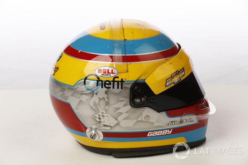 #88: Gabby Chaves, Harding Racing, Chevrolet
