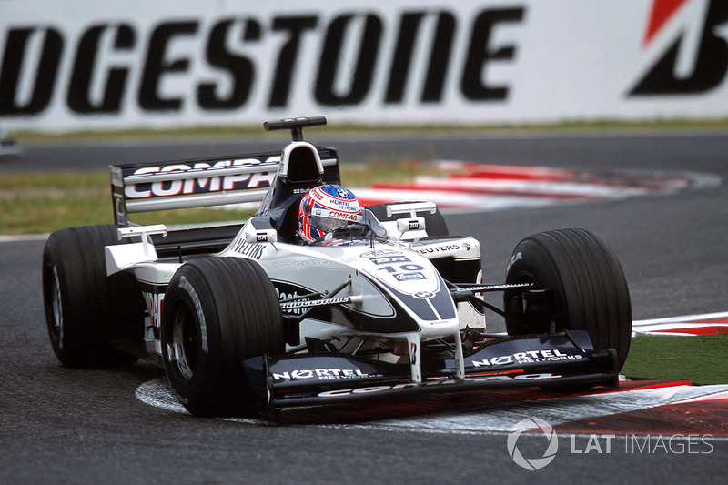 2000 : Williams-BMW FW22