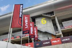 F1 Taraftar Alanı