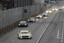 Partenza, Edoardo Mortara, Mercedes-AMG Team Driving Academy, Mercedes - AMG GT3 al comando