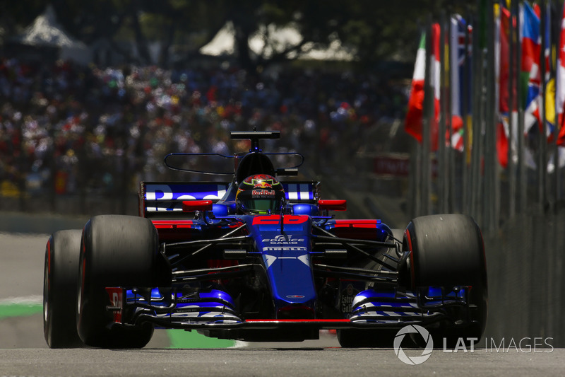 Toro Rosso - Brendon Hartley (CONFIRMADO)