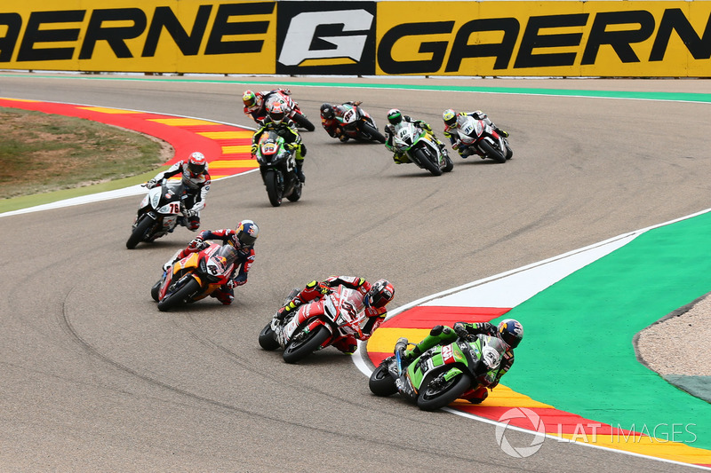 World Superbike Aragon 2018