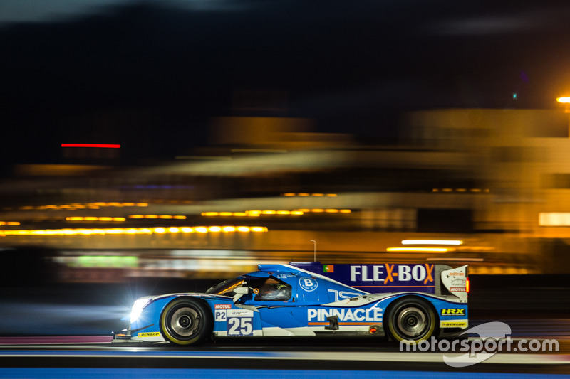(LMP2) #25 Algarve Pro Racing, Ligier JSP217 - Gibson: Mark Patterson, Ate De Jong, Tacksung Kim, Matthew McMurry