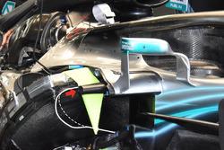 Mercedes side impact spar