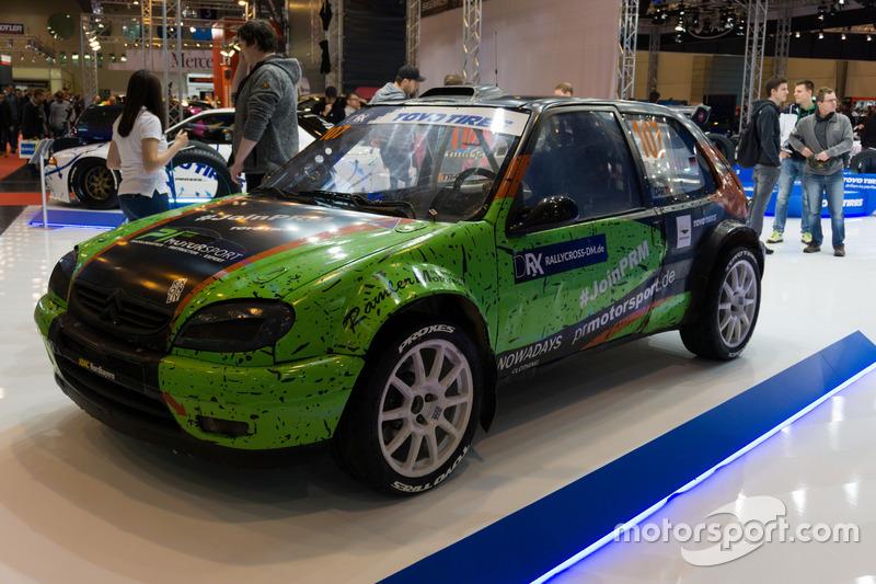 Citroen Rallyecross