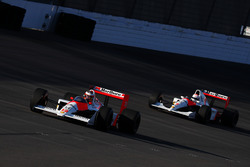 McLaren Honda MP4/4(Stoffel Vandoorne)、McLaren Honda MP4/6(Jenson Button)