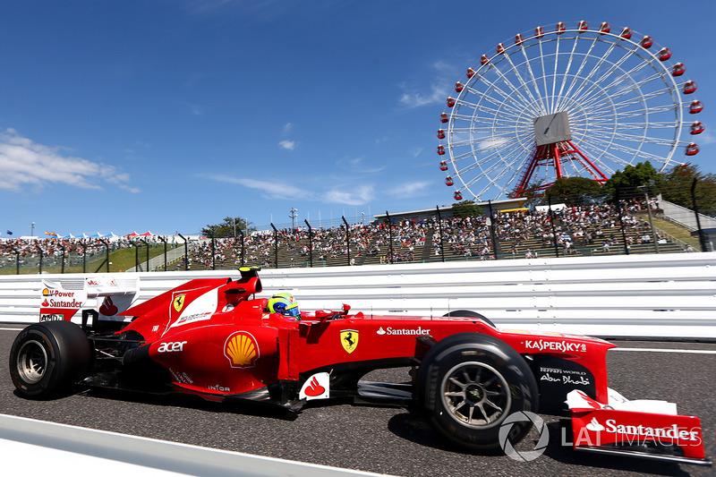 2012: Ferrari F2012 - 122 puan, şampiyonayı yedinci tirdi