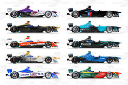 Présentation de la saison 3 de Formule E
