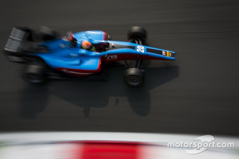 Arjun Maini, Jenzer Motorsport