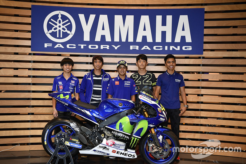 Yamaha VR46 Master Camp Katılımcıları