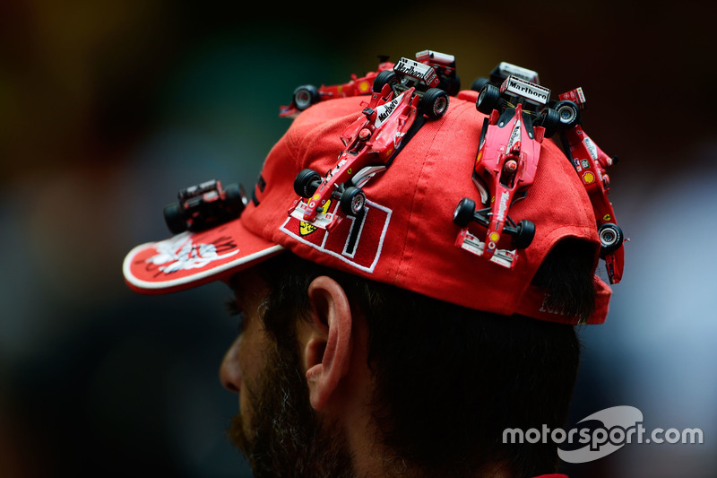 Ferrari taraftarı