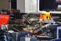 Red Bull RB 12: scambiatore più grande per il motore Renault