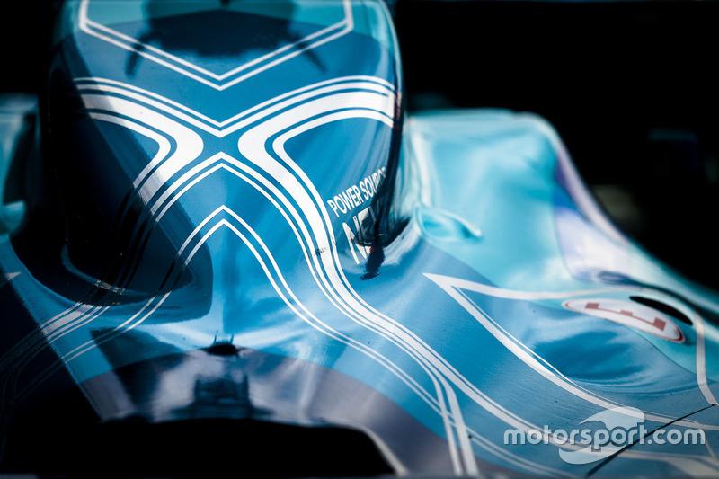 Detail, NEXTEV TCR Formula E Team Fahrzeug