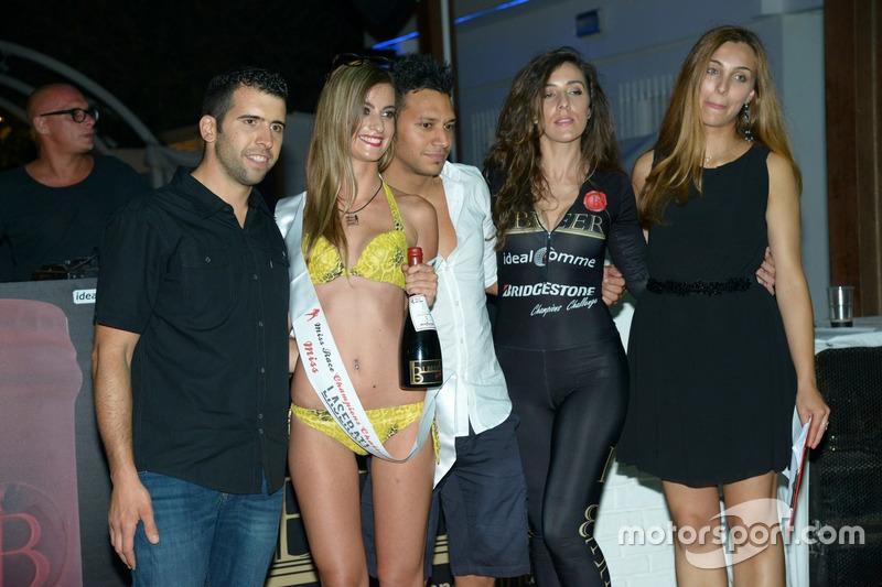 Miss Laserati Michela Mattioli