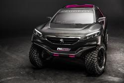 Präsentation: PH-Sport, Peugeot 2008 DKR16