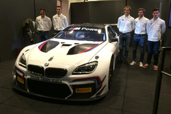 I piloti del team ROAL Motorsport