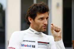Марк Уэббер, Porsche Team