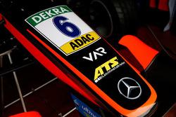 Каллум Илотт, Van Amersfoort Racing, Dallara F312 - Mercedes-Benz