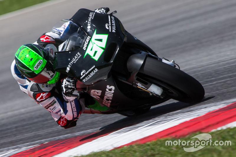 Eugene Laverty (Aspar-Ducati): Startnummer 50