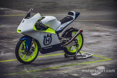 Husqvarna nueva moto