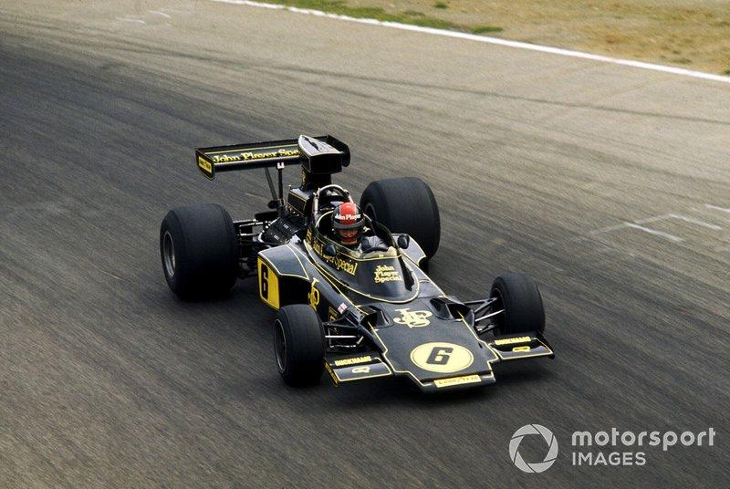 1975. Lotus 72F Ford