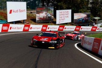 #2 Audi Sport Team Audi R8 LMS: Christopher Mies, Christopher Haase, Markus Winkelhock