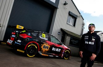 Nic Hamilton, Motorbase Performance Ford Focus RS