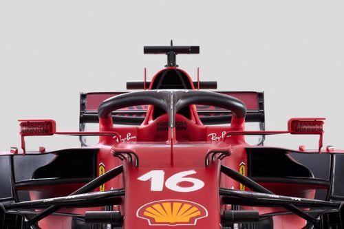 Презентация Ferrari SF21