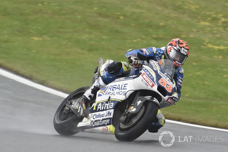 Tito Rabat, Avintia Racing (10 kecelakaan)