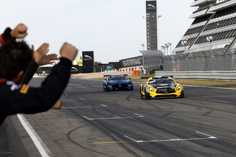 Winners #88 Akka ASP Team Mercedes-AMG GT3: Raffaele Marciello, Michael Meadows