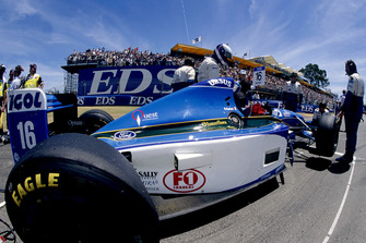 Bertrand Gachot, Pacific Racing