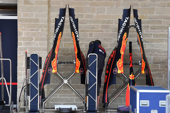 Red Bull Racing RB14 bodywork