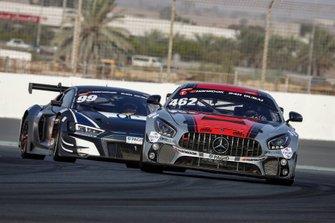 #462 Ciceley Motorsport Mercedes-AMG GT4: Jordan Witt, Frank Bird, Derek Pierce, Ben Paliwoda