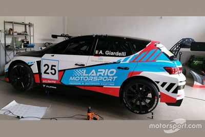 Annuncio B.D. Racing