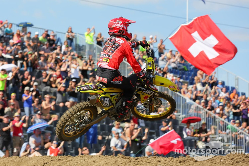Jeremy Seewer, Suzuki World MX2