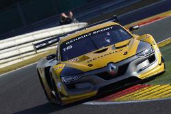 #16 Team Duqueine Renault RS01: Роберт Кубіца, Крістоф Амон