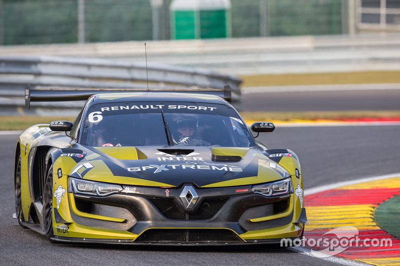 #6 V8 Racing, Renault RS01: Jordan Grogor, Carmen Jorda