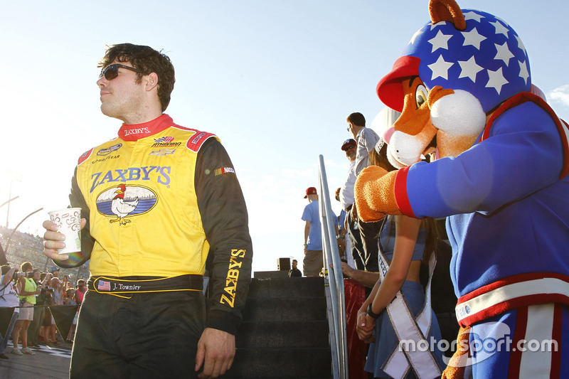 John Wes Townley, Athenian Motorsports Chevrolet