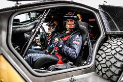 Стефан Петерансель и Жан-Поль Коттре, Peugeot Total
