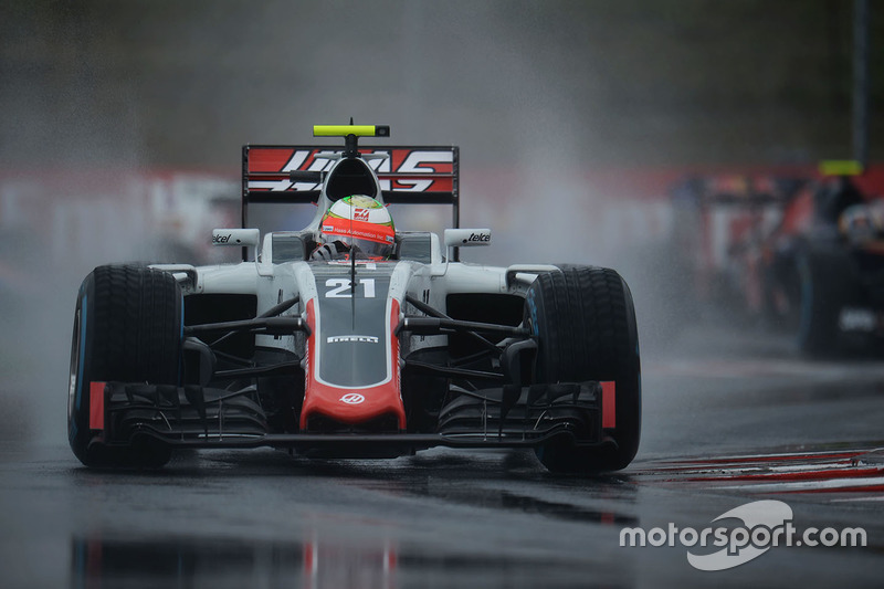 19. Esteban Gutierrez, Haas F1 Team