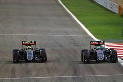 Нико Хюлькенберг, Sahara Force India F1 VJM09 и Серхио Перес, Sahara Force India F1 VJM09