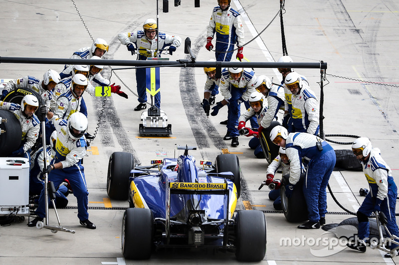 21-й Гран Прі поспіль Sauber без очок