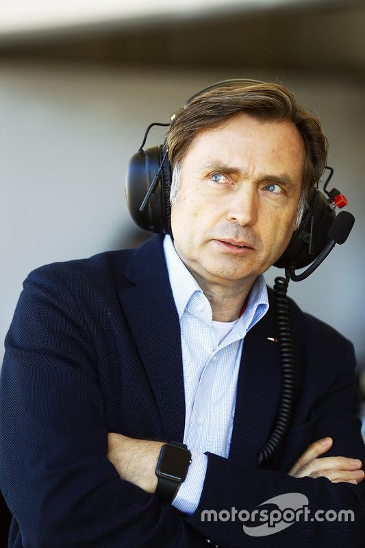 يوست كابيتو، المُدير التنفيذي لفريق مكلارين